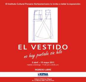 Opening EL VESTIDO, NO HAY PUNTADA SINHILO